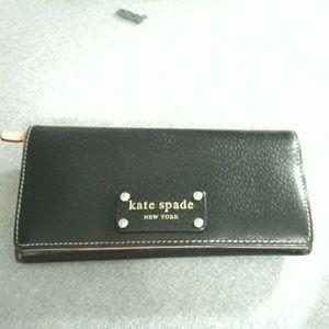 Kate Spade 7.5 inch wide  wallet